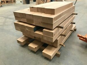 Solid Oak Beam Air-Dried PAR Planed European Oak for Mantels/Surrounds/Tables