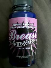 Breast Success - Breast Enhancement - Women - Larger Boobs 1 bottle