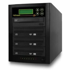 Copystars DVD Duplicator 1 to 3 CD Copier Liteon/Asus 24X sata dual layer burner