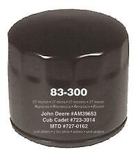 Oregon Transmission Oil Filter for Cushman, 111836, 3 Pack