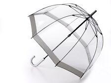 Fulton jaula Pájaros 1 paraguas - plata