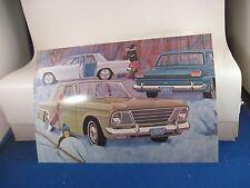 Studebaker 1964 large mint Sedans  postcd.