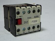 AEG SH04 Contactor 230V 6amp ! WOW !