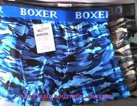 lingerielot 3 boxersXL sousvetement homme/garçon coton95%slipcaleçonscamouflage