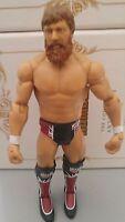 WWE Daniel Bryan Mattel 2012 Figur WWF Wrestling
