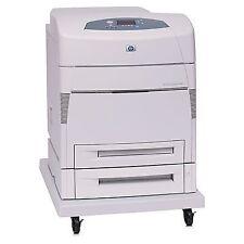 HP Colour LaserJet 5550dtn 5550 A3 A4 Laser Printer No Toners + Warranty