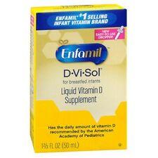 Enfamil D-Vi-Sol Vitamin D Supplement Drops 50 ml