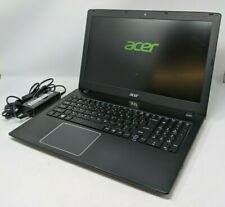 Acer Aspire E 15 Laptop, i3-7100U@2.40GHz, 256GB SSD, 8GB RAM, Win 10 Home