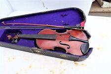 Instrumento de violín italiano raro que necesitan Restauración