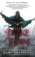 The Broken Empire 1. Prince of Thorns von Mark Lawrence (2012, Taschenbuch)