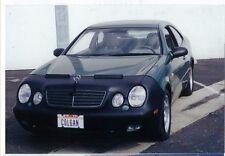 Colgan Front End Mask Bra 2pc. Fits Mercedes Benz CLK320 98-01 W/O Tag,W/Washer