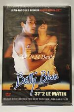 Betty Blue Uncut Version ntsc import dvd English subtitle