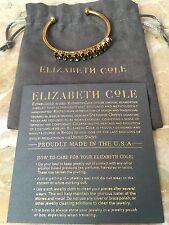 ELIZABETH COLE Adelia Cuff Bracelet