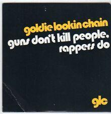 (EM901) Goldie Lookin Chain, Guns Don't Kill People, Rappers Do - 2004 DJ CD