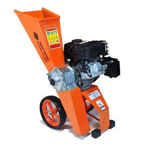 Forest Master Compact Petrol 6HP Garden Shredder / Mulcher / Wood Chipper