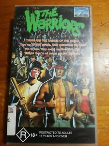 The Warriors VHS Free Shipping