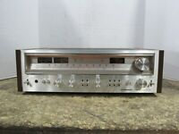 1979 Vintage Pioneer SX-780 AM/FM Audio Stereo Receiver For PARTS/REPAIRS