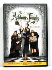 The Addams Family (DVD, 2000, Sensormatic)