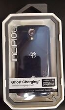 INCIPIO GHOST CHARGING Powermat Battery Door CASE Samsung Galaxy S4 - BLACK