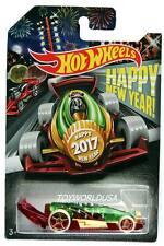 2016 Hot Wheels Happy New Year Carbonator