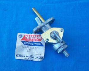 YAMAHA DT100 DT125 DT175 C & D 1976~77 NOS Fuel Cock / Tap assy 558-24500-01