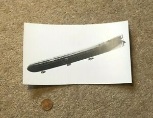 1918 Real Photograph B&W Photograph R27 In Flight #Z