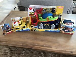 Imaginext Toy Story Collection