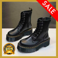 Martens Women Leather Heeled boots shoes Smooth US EU Size  New 2020