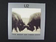 U2 - Best of 1990-2000 Promo Dvd Rare Bono Edge Classics