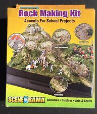 Scene-A-Rama Rock Making Diorama Kit - 20/335
