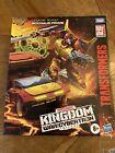 Transformers: War for Cybertron - Kingdom Commander Class Rodimus Prime NEW