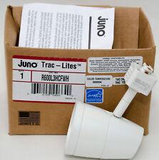 Juno 10W LED Trac-Lites White Flood Light Fixture R600L Series (R600L3HCFWH)