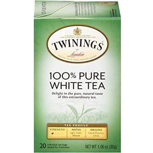 Twinings of London Fujian Chinese Pure White Tea