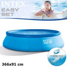 Intex 366x91cm Quick-up Schwimmbecken