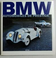 Livre Automobile BMW Automobiles de prestige Martin Buckley Edition ETAI