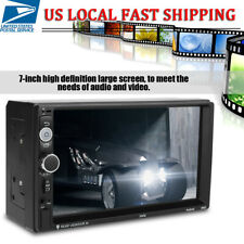 7 Inch 1080P DOUBLE 2DIN Car MP5 Player BT Touch Screen Stereo Radio 8805 And7.1