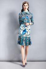 9bbc09eb600 Knielange Damenkleider aus Baumwolle günstig kaufen