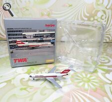 HERPA 561723 - 1:400 - Trans World Airlines Boeing 727-100 -OVP- #Q10294