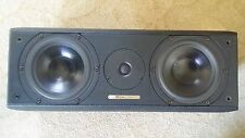 Sonus Faber Solo Center Channel Audiophile Speaker Made In Italy