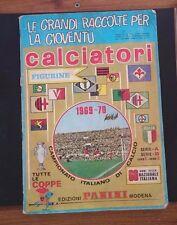 ALBUM CALCIATORI PANINI 1969 70