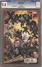 X-Men #29 CGC 9.8