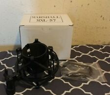 MXL 57 High-Isolation Shock Mount for V67 and 2006 Microphones.Brand new in Box!