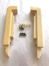 P28 Brother Strickmaschine Teile KH230 sperrige 9MM Needle Bed Side Ende Panels