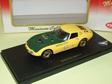 TOYOTA 2000 GT TIME TRIAL CAR KYOSHO