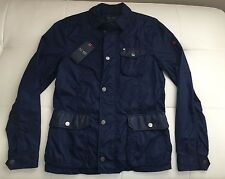 NWT - $355 Armani Jeans Full Zip Lightweight Jacket (Size - Small)