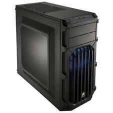 Corsair Carbide Series Spec-03 Black Blue LED Mid Tower Gaming Case Unit Only