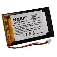 HQRP 1200mAh Battery for Garmin 361-00019-12 361-00019-16 361-00019-14