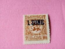 STAMPS - TIMBRE - POSTZEGELS - DUITSLAND SCHLESWIG 1920  NR. 17 *  (D170)