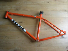 "Cotic Soul  mountain bike frame,  orange,  medium,for 26"" wheels. Good condition"