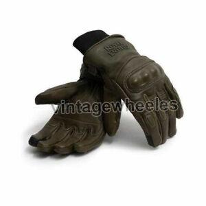 Royal Enfield Spiti Gloves Olive